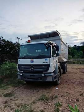 Truck Mercy Axor 2018