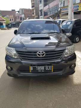 Toyota Fortuner Diesel 2.5 VNT Turbo Type G Automatic Tahun 2014