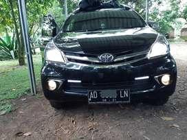 Toyota avanza G 1.3 2012 full variasi istimewa