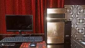 Desktop computer Intel Core 2 Duo