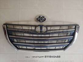 Innova Type4 Chrome Grill # Same Day Shipping