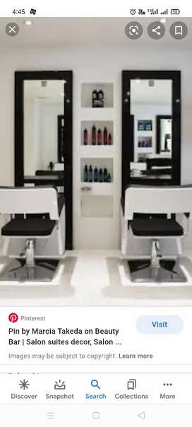 Unisex beauty saloon and spa for sale