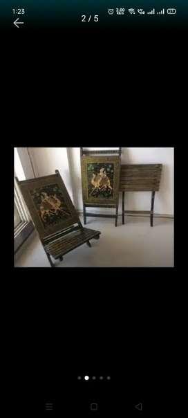 Handi craft chair