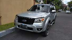 Ford Everest th 2010 manual 4x4