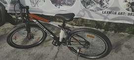 Corrado bicycle / Non Gear / Extra Tuff tyres