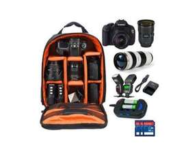 INDEPMAN DSLR/SLR Camera Bag Digital Mirrorless Nikon Canon