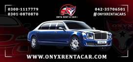 We Provide, wide range of, luxury Vehicles, Onyx Rent a car.