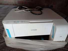 Printer 6 manth old new condition