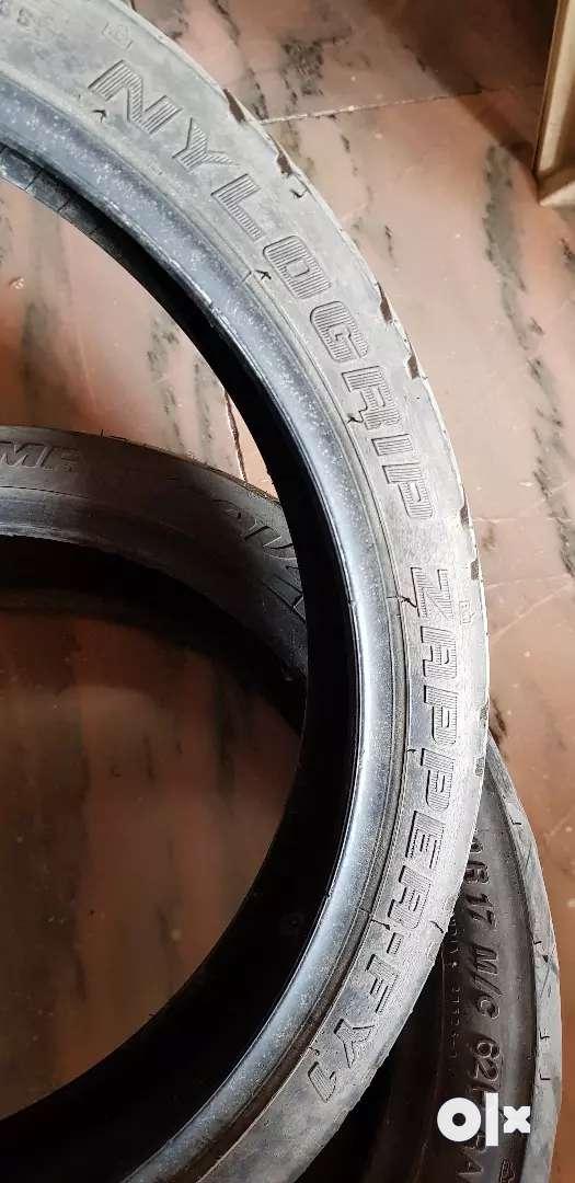 Yamaha YRF R15 V2 : 2 Rear &1 Front Tyres 0