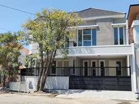 Jual Rumah Baru Gress Manyar Dekat Nginden, Araya Surabaya Timur