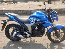 Want to sell my suzuki gixxer at Rs 35000