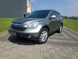 CRV manual 2007 Istimewa