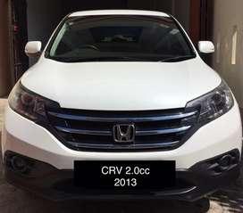 Honda CRV 2.0cc Matic 2013