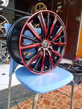 Promo velg import R15 bisa tuk mobil Avanza Xenia carry agya sigra dll