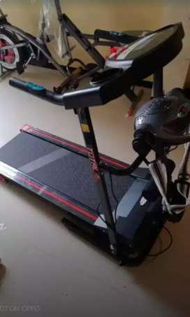 5 fungsi treadmill elektrik homegrand familly bugul