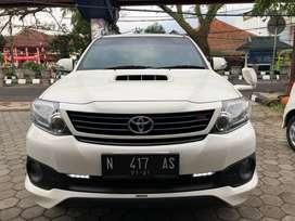 Toyota Fortuner G TRD Vnt Matic Diesel 2015 Km 43 Ribu