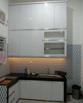 Kitchen set minimalis custom