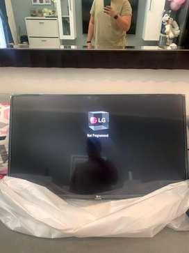 JUAL TV LG 43 inch MURAH !! NEW !!