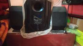 Home theater (Intex) channel 4.1
