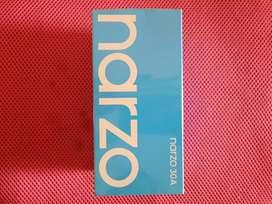 Paling Cashback Baru Realme Narzo 30A 4/64 GB