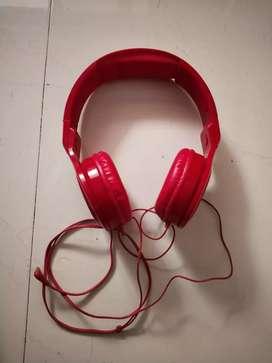 D Voice wired Headphones