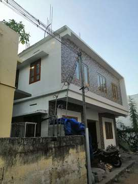 2BHK Newly built House in 1st Floor for rent. 2 houses available
