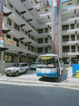 Daewoo bus for pick and drop 150000