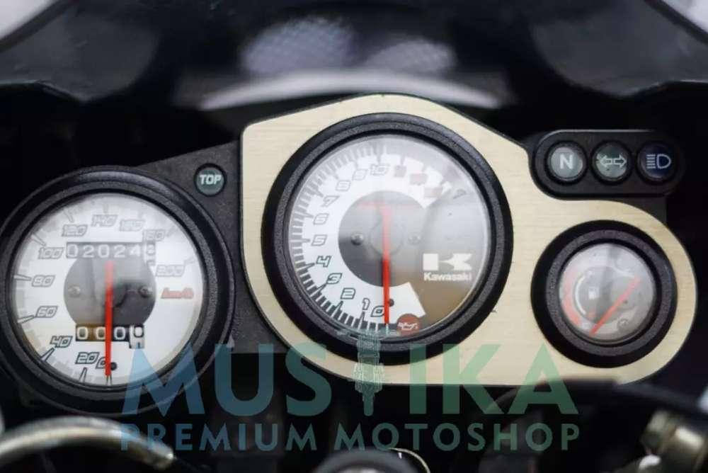 Kawasaki KRR 150 SE-2016, Simpanan Odo 2rb-N Mlg, Mustika Motoshop