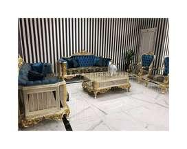 Sofa Ruang Tamu Mewah Minimalis Kaca Terbaru 2019