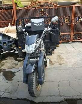 Jual motor viar karya 300cc tahun 2016
