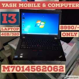 i3 Lenovo L420 Laptop