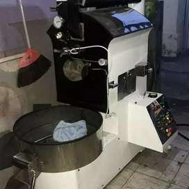 Roasting kopi mesin