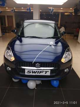Maruti Suzuki Swift 2021