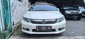 Honda Civic FB 1.8 Matik 2013 Istimewa kilometer rendah