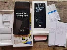 Samsung Galaxy A80 Fullset SEIN