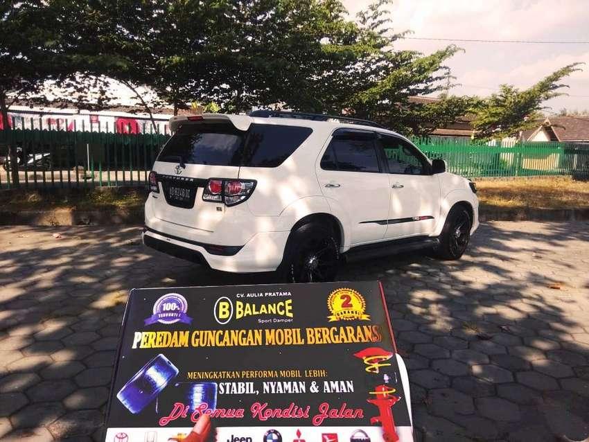 BALANCE Sport Damper bantu kinerja Per & Shock Mobil biar Makin STABIL 0