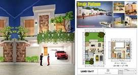 Rumah Impian Tanpa DP Kualitas Bintang 4 Di Tengah Kota