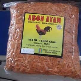 Abon ayam asli kemasan 1kg halal AB301
