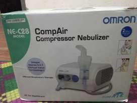 Compressor Nebulizer Omron