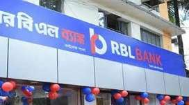 RBL process urgent hiring for Delivery boys/KYC Executives/ CCE .