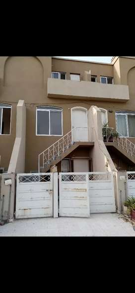 3 marla facing park  lower apartment for sale in Eden Abad Lahore
