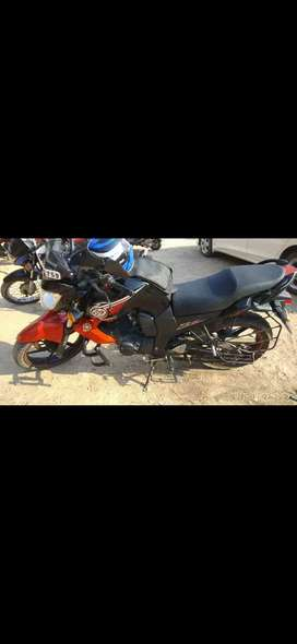 Yamaha fzs good mileage