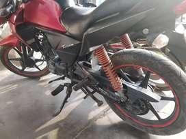Honda CB Twister bike for sale