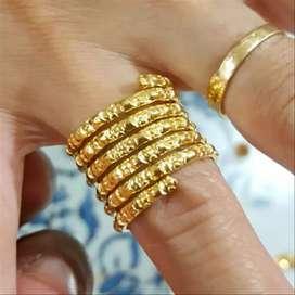Beli emas tampa suat dgn harga tingi