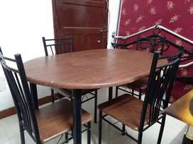 Mini Package - Sofa + Dining table