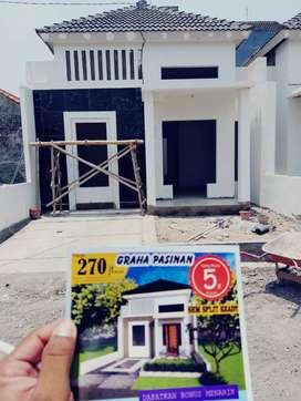 Harga rumah dan tanahnya murah meriah