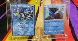 Pokemon TCG Japan Articuno Kyurem Holo 1st Edition Original