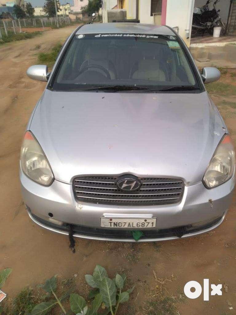 Hyundai Verna i ABS, 2007, Petrol 0