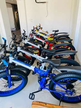 Imported fat bikes wholesale prices door step delivery in 1 day JPN