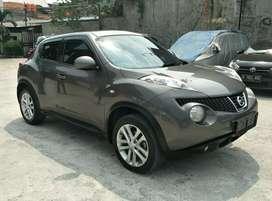 Nissan Juke RX At Th 2012 Abu Abu Met Tgn 1 Istimewa Sekali Orsinil